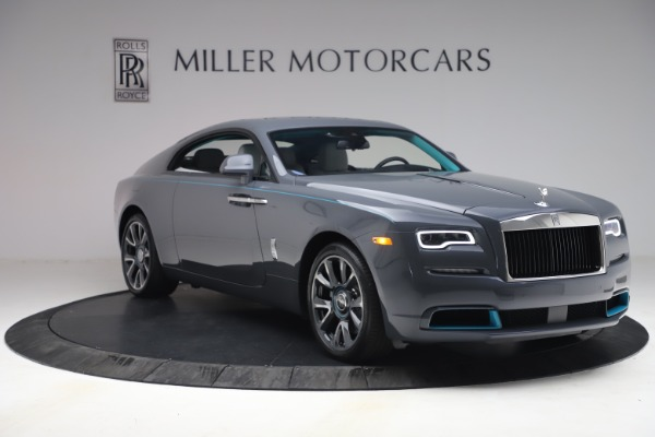 Used 2021 Rolls-Royce Wraith for sale $444,275 at Aston Martin of Greenwich in Greenwich CT 06830 12