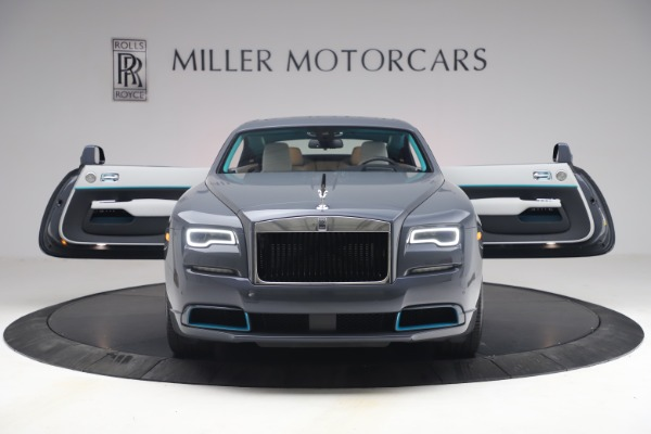 Used 2021 Rolls-Royce Wraith for sale $444,275 at Aston Martin of Greenwich in Greenwich CT 06830 13