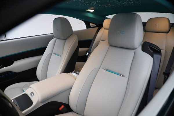 Used 2021 Rolls-Royce Wraith for sale $444,275 at Aston Martin of Greenwich in Greenwich CT 06830 14