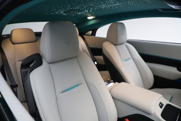 Used 2021 Rolls-Royce Wraith for sale $444,275 at Aston Martin of Greenwich in Greenwich CT 06830 15