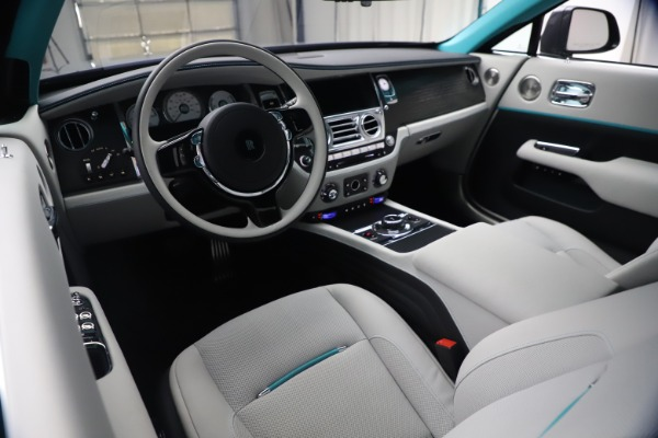 Used 2021 Rolls-Royce Wraith KRYPTOS for sale Call for price at Aston Martin of Greenwich in Greenwich CT 06830 16