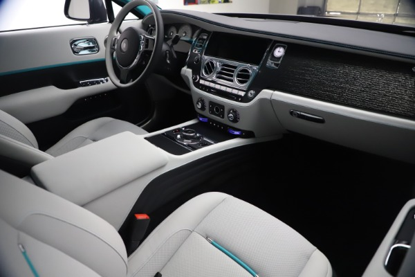 Used 2021 Rolls-Royce Wraith for sale $444,275 at Aston Martin of Greenwich in Greenwich CT 06830 17