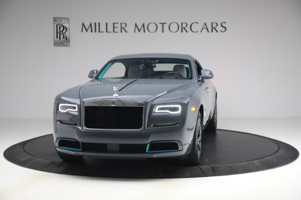 Used 2021 Rolls-Royce Wraith for sale $444,275 at Aston Martin of Greenwich in Greenwich CT 06830 2