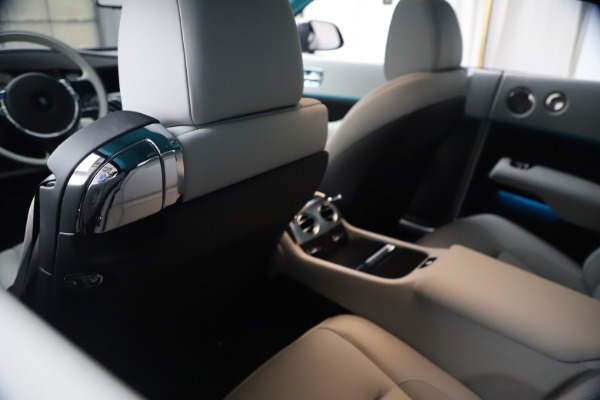 Used 2021 Rolls-Royce Wraith for sale $444,275 at Aston Martin of Greenwich in Greenwich CT 06830 20