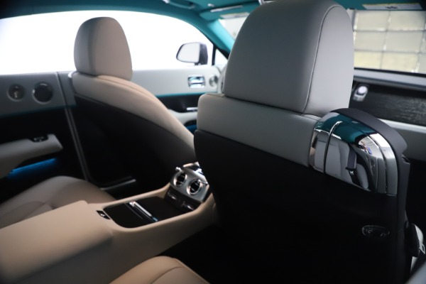 Used 2021 Rolls-Royce Wraith for sale $444,275 at Aston Martin of Greenwich in Greenwich CT 06830 21