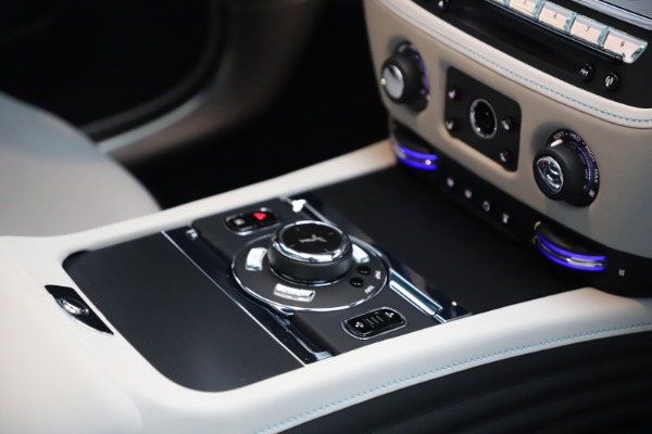 Used 2021 Rolls-Royce Wraith for sale $444,275 at Aston Martin of Greenwich in Greenwich CT 06830 25