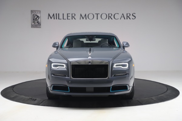 Used 2021 Rolls-Royce Wraith for sale $444,275 at Aston Martin of Greenwich in Greenwich CT 06830 3
