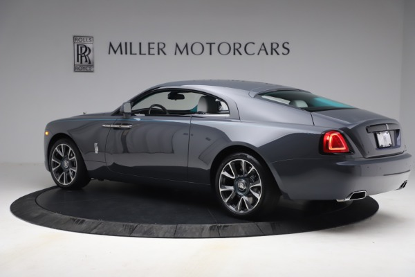 Used 2021 Rolls-Royce Wraith KRYPTOS for sale Call for price at Aston Martin of Greenwich in Greenwich CT 06830 5