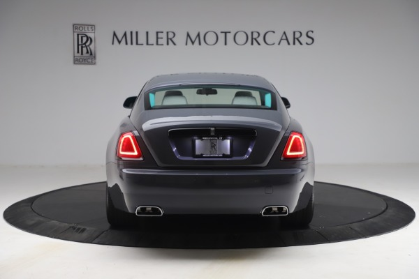 Used 2021 Rolls-Royce Wraith for sale $444,275 at Aston Martin of Greenwich in Greenwich CT 06830 7
