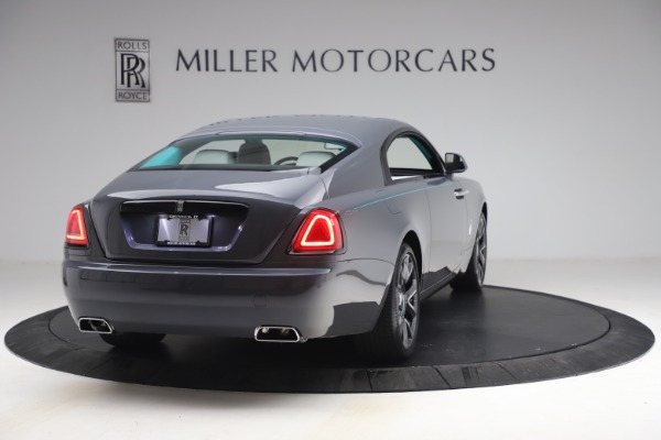 Used 2021 Rolls-Royce Wraith KRYPTOS for sale Call for price at Aston Martin of Greenwich in Greenwich CT 06830 8
