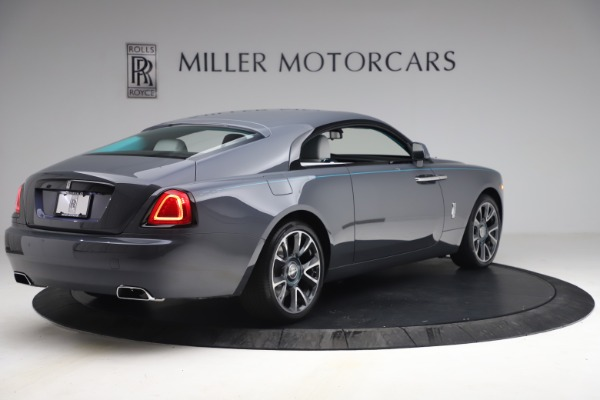 Used 2021 Rolls-Royce Wraith for sale $444,275 at Aston Martin of Greenwich in Greenwich CT 06830 9