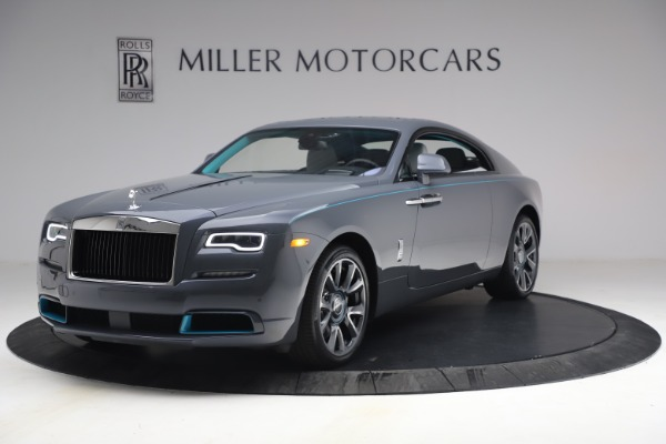 Used 2021 Rolls-Royce Wraith for sale $444,275 at Aston Martin of Greenwich in Greenwich CT 06830 1