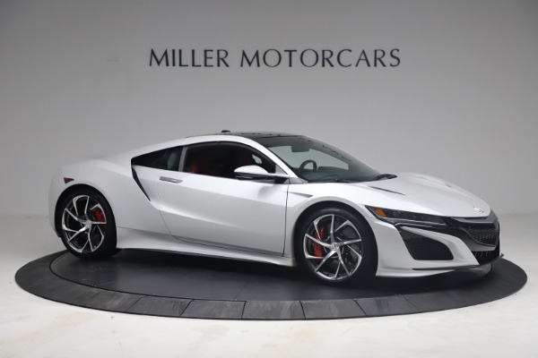 Used 2017 Acura NSX SH-AWD Sport Hybrid for sale $139,900 at Aston Martin of Greenwich in Greenwich CT 06830 10