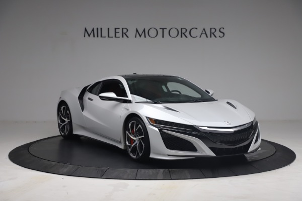 Used 2017 Acura NSX SH-AWD Sport Hybrid for sale $139,900 at Aston Martin of Greenwich in Greenwich CT 06830 11