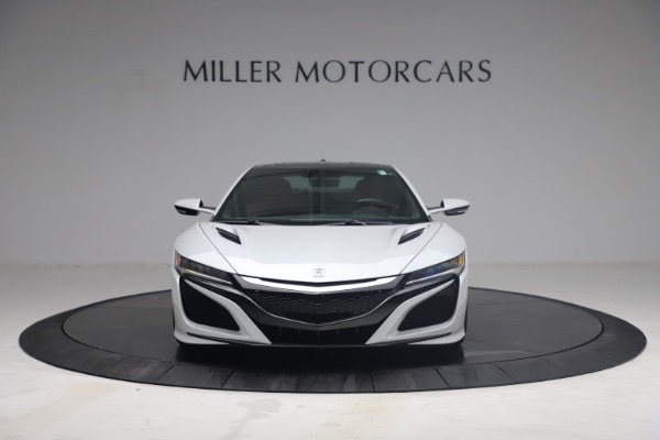 Used 2017 Acura NSX SH-AWD Sport Hybrid for sale $139,900 at Aston Martin of Greenwich in Greenwich CT 06830 12