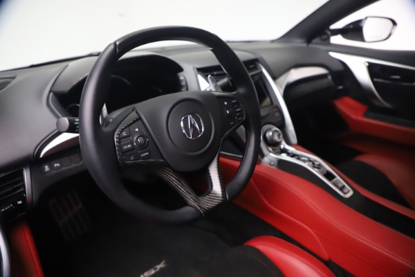 Used 2017 Acura NSX SH-AWD Sport Hybrid for sale $139,900 at Aston Martin of Greenwich in Greenwich CT 06830 20