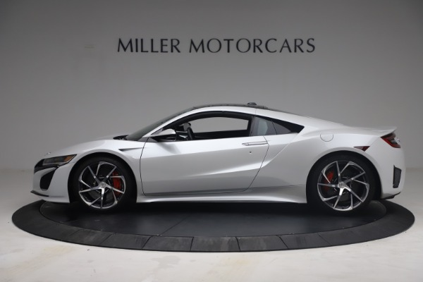 Used 2017 Acura NSX SH-AWD Sport Hybrid for sale $139,900 at Aston Martin of Greenwich in Greenwich CT 06830 3