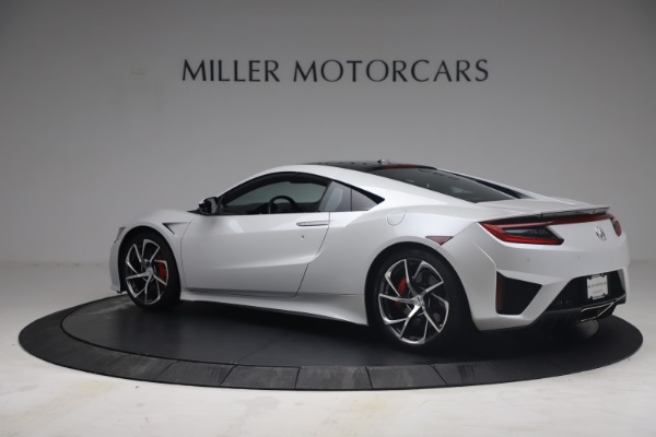Used 2017 Acura NSX SH-AWD Sport Hybrid for sale $139,900 at Aston Martin of Greenwich in Greenwich CT 06830 4