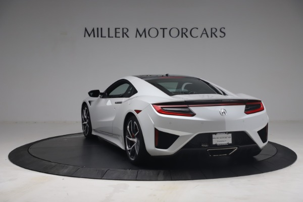 Used 2017 Acura NSX SH-AWD Sport Hybrid for sale $139,900 at Aston Martin of Greenwich in Greenwich CT 06830 5