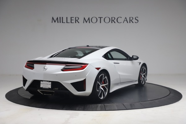 Used 2017 Acura NSX SH-AWD Sport Hybrid for sale $139,900 at Aston Martin of Greenwich in Greenwich CT 06830 7