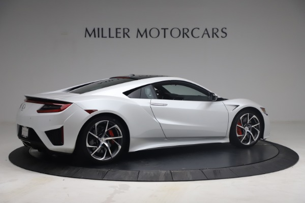 Used 2017 Acura NSX SH-AWD Sport Hybrid for sale $139,900 at Aston Martin of Greenwich in Greenwich CT 06830 8
