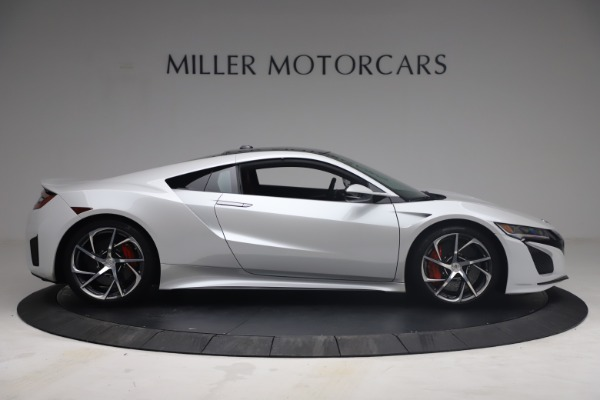 Used 2017 Acura NSX SH-AWD Sport Hybrid for sale $139,900 at Aston Martin of Greenwich in Greenwich CT 06830 9