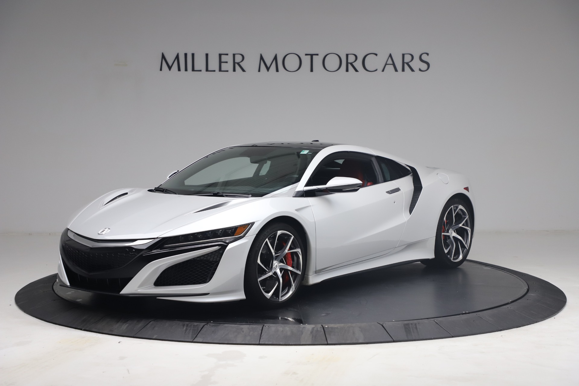 Used 2017 Acura NSX SH-AWD Sport Hybrid for sale $139,900 at Aston Martin of Greenwich in Greenwich CT 06830 1