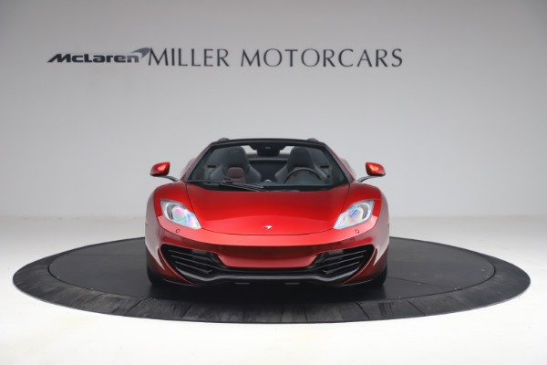 Used 2013 McLaren MP4-12C Spider for sale $134,900 at Aston Martin of Greenwich in Greenwich CT 06830 12