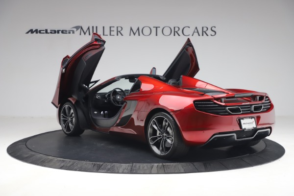 Used 2013 McLaren MP4-12C Spider for sale $134,900 at Aston Martin of Greenwich in Greenwich CT 06830 16