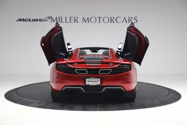 Used 2013 McLaren MP4-12C Spider for sale $134,900 at Aston Martin of Greenwich in Greenwich CT 06830 17