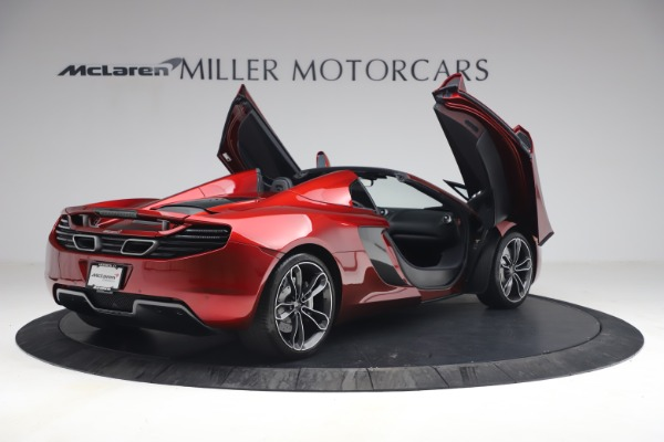 Used 2013 McLaren MP4-12C Spider for sale $134,900 at Aston Martin of Greenwich in Greenwich CT 06830 18