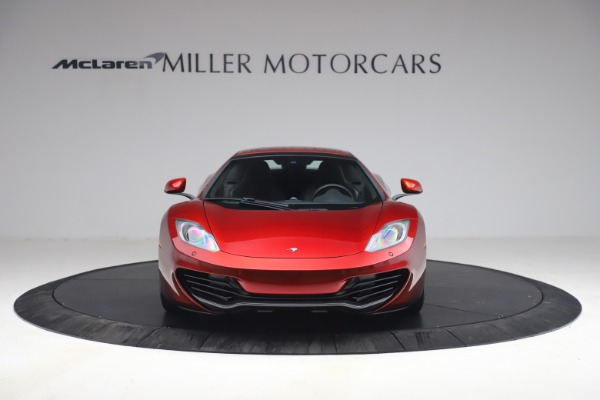Used 2013 McLaren MP4-12C Spider for sale $134,900 at Aston Martin of Greenwich in Greenwich CT 06830 21