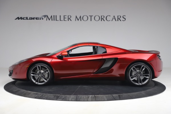 Used 2013 McLaren MP4-12C Spider for sale $134,900 at Aston Martin of Greenwich in Greenwich CT 06830 24