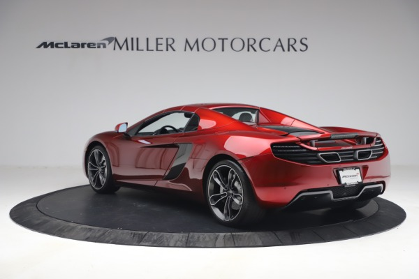 Used 2013 McLaren MP4-12C Spider for sale $134,900 at Aston Martin of Greenwich in Greenwich CT 06830 26