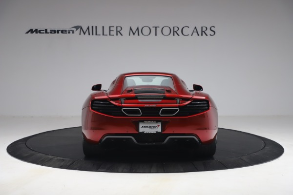 Used 2013 McLaren MP4-12C Spider for sale $134,900 at Aston Martin of Greenwich in Greenwich CT 06830 27
