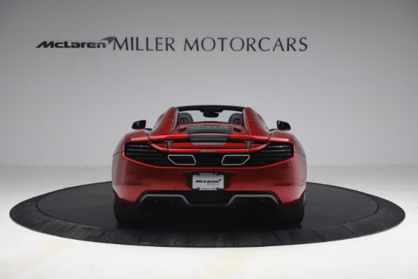 Used 2013 McLaren MP4-12C Spider for sale $134,900 at Aston Martin of Greenwich in Greenwich CT 06830 6
