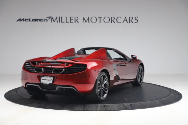 Used 2013 McLaren MP4-12C Spider for sale $134,900 at Aston Martin of Greenwich in Greenwich CT 06830 7