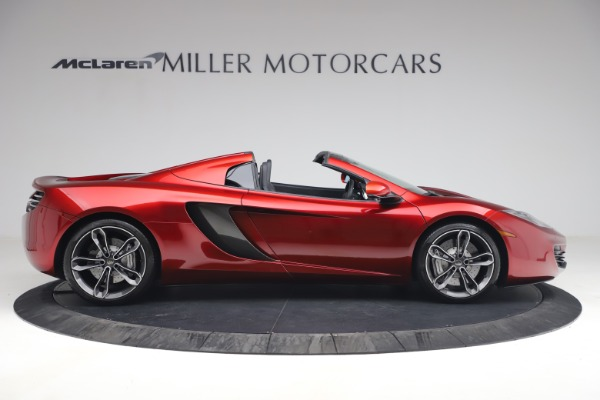 Used 2013 McLaren MP4-12C Spider for sale $134,900 at Aston Martin of Greenwich in Greenwich CT 06830 9