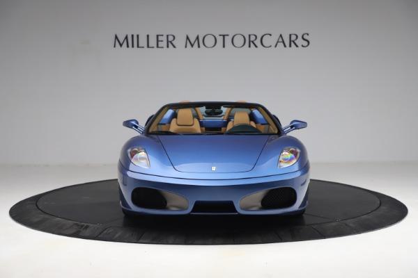Used 2006 Ferrari F430 Spider for sale $139,900 at Aston Martin of Greenwich in Greenwich CT 06830 12