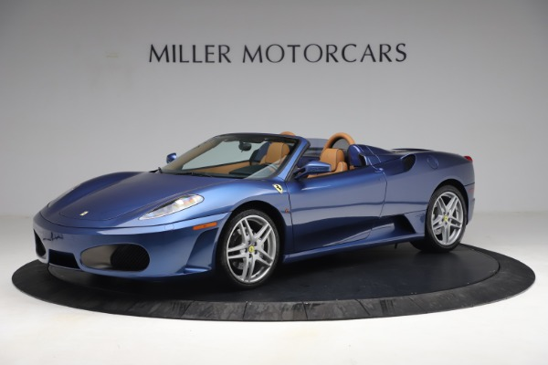 Used 2006 Ferrari F430 Spider for sale $139,900 at Aston Martin of Greenwich in Greenwich CT 06830 2
