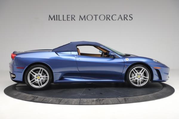 Used 2006 Ferrari F430 Spider for sale $139,900 at Aston Martin of Greenwich in Greenwich CT 06830 21
