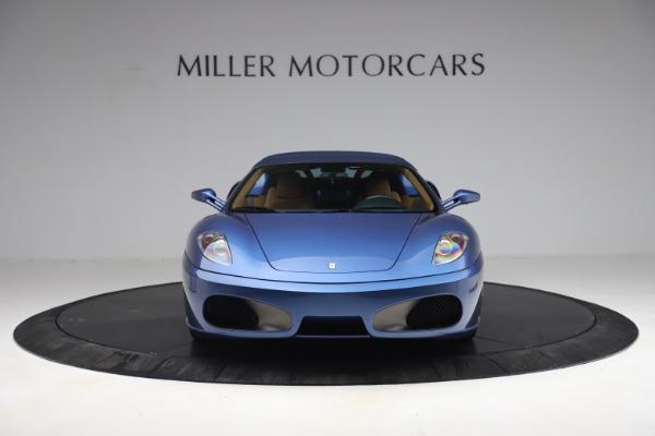Used 2006 Ferrari F430 Spider for sale $139,900 at Aston Martin of Greenwich in Greenwich CT 06830 24