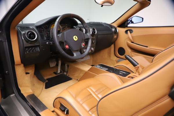 Used 2006 Ferrari F430 Spider for sale $139,900 at Aston Martin of Greenwich in Greenwich CT 06830 25