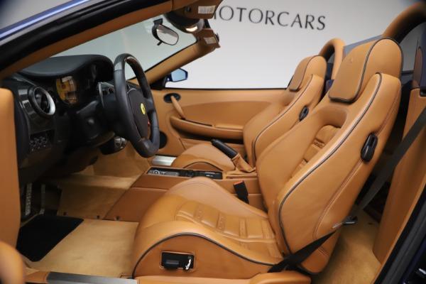 Used 2006 Ferrari F430 Spider for sale $139,900 at Aston Martin of Greenwich in Greenwich CT 06830 26