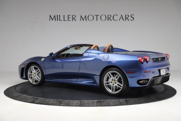 Used 2006 Ferrari F430 Spider for sale $139,900 at Aston Martin of Greenwich in Greenwich CT 06830 4