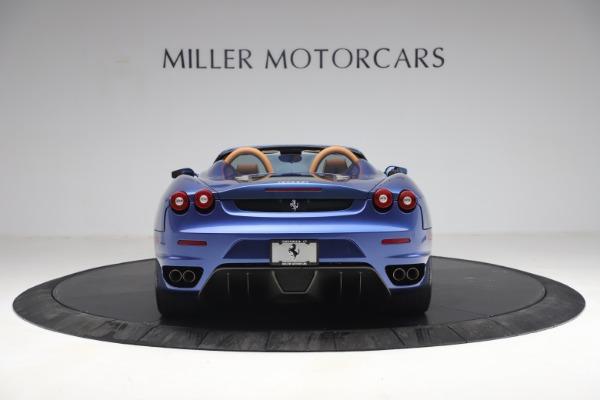 Used 2006 Ferrari F430 Spider for sale $139,900 at Aston Martin of Greenwich in Greenwich CT 06830 6