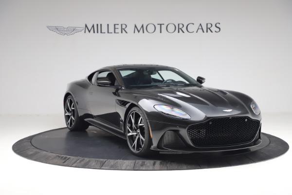New 2021 Aston Martin DBS Superleggera 007 for sale $391,211 at Aston Martin of Greenwich in Greenwich CT 06830 10