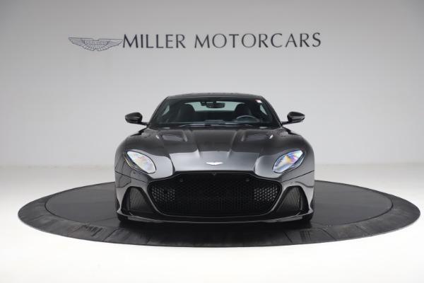 New 2021 Aston Martin DBS Superleggera 007 for sale $391,211 at Aston Martin of Greenwich in Greenwich CT 06830 11