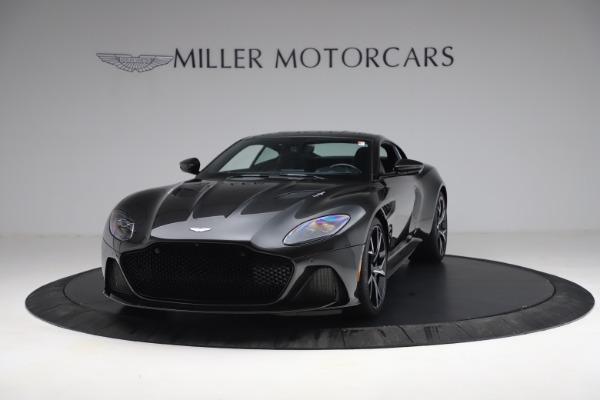 New 2021 Aston Martin DBS Superleggera 007 for sale $391,211 at Aston Martin of Greenwich in Greenwich CT 06830 12