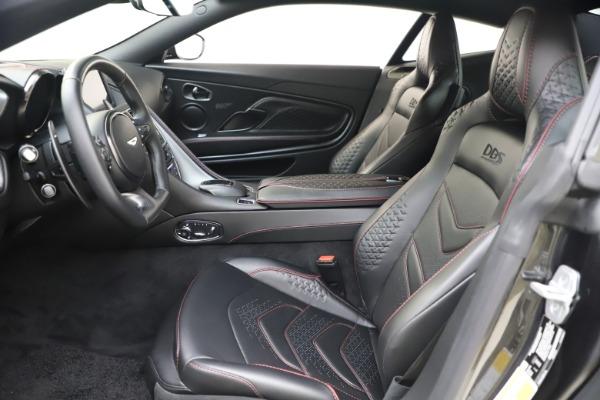 New 2021 Aston Martin DBS Superleggera 007 for sale $391,211 at Aston Martin of Greenwich in Greenwich CT 06830 13